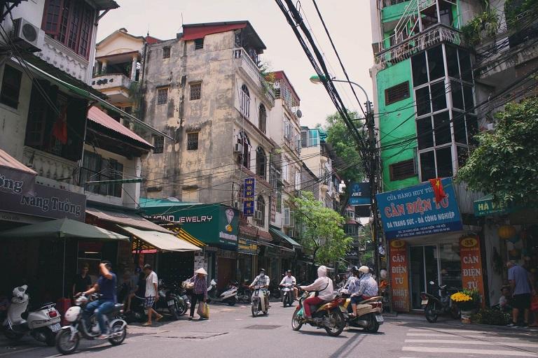 ベトナムで注意したい英語が通じない場所