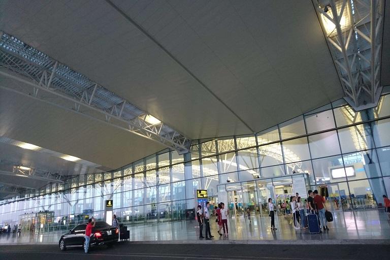 空港英語フレーズ