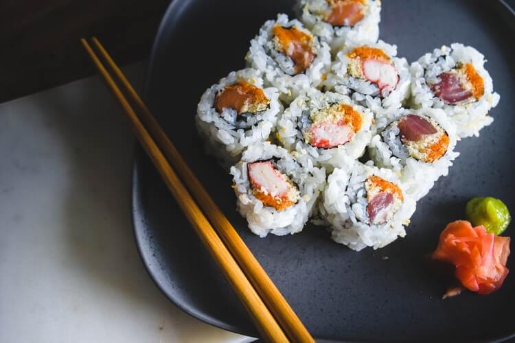 washoku sushi