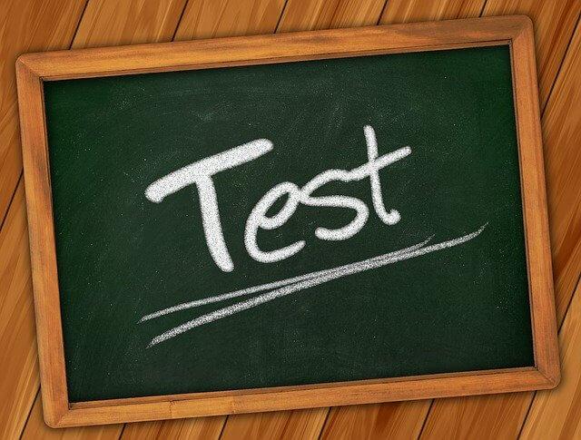 TOEFLのテストのスコア目安は?