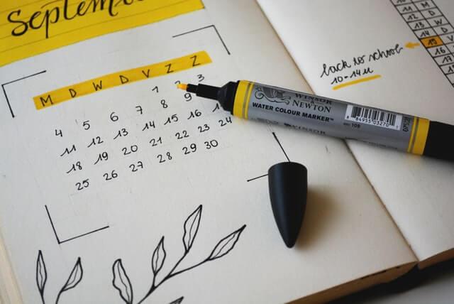 TOEFL iBT 日程